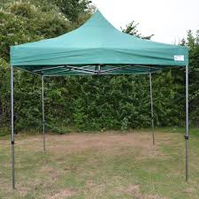 gazebo heavy duty green heavy duty showstyle commercial grade gazebo market stall