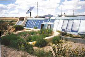 earthships eco friendly low impact homes built using sustainable
