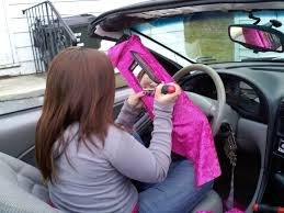 Pink And Black Mustang Another Sinistergirl 1997 Ford Mustang Post 1240663 By Sinistergirl
