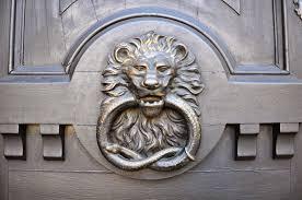 door knockers or aesthetics living abroad writes