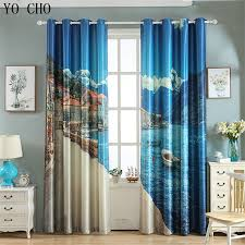 Nautical Window Curtains Appealing Nautical Blackout Curtains And Nautical Window Curtains