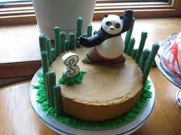 pan cake topper kung fu panda birthday cake 2013 the best party cake