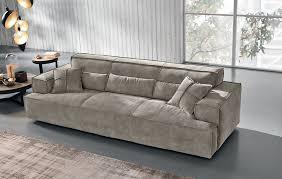Nubuck Leather Sofa Stunning Max Divani Altamura Images Skilifts Us Skilifts Us