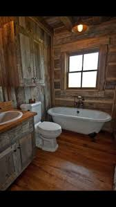 Best Log Cabin Bathrooms Ideas Pinterest Cabin Bathrooms Barn