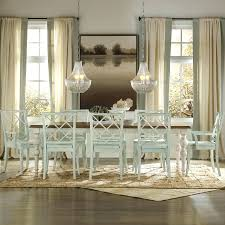 hooker dining room tables furniture sunset point casual cottage