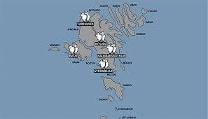 sheepview map visit faroe islands