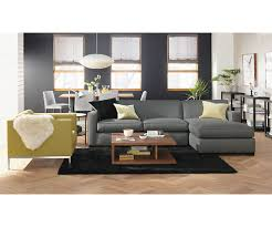 Room And Board Sectional Sofa Dean Sofa With Chaise Sectionals Living Room Board For