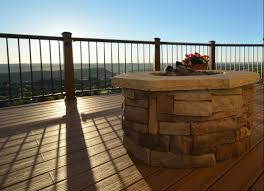 colorado springs outdoor fireplaces new creation decks