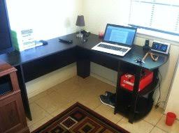 L Shaped Desk With Side Storage L Shaped Desk With Side Storage Desk