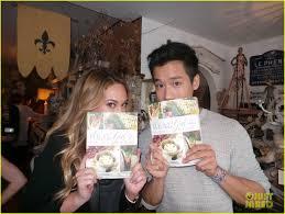Kim Zolciak Kitchen by Hilary Duff Supports Sister Haylie At U0027real U0027s Kitchen