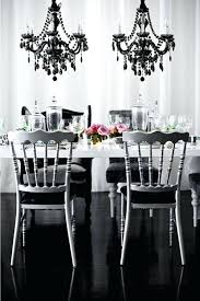 Black Chandelier Dining Room Black Chandelier Dining Room Plus Black Chandelier Image Black