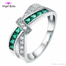 best rings design images 2018 925 silver unique rings top quality trendy design green and jpg