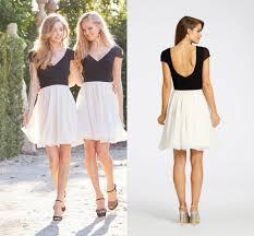 black and white semi formal dresses good dresses
