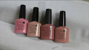 tutorial zur cnd shellac intimates collection youtube