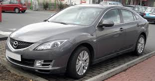 who manufactures mazda mazda6 wikipedia