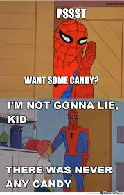 Friendly Spider Memes Image Memes - spider man and the kids by spiderman son meme center