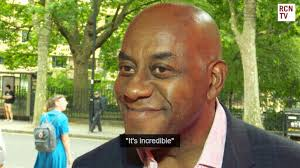 Ainsley Harriott Meme - ainsley harriott on being a living meme gif on imgur