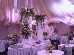 decorating ideas for a backyard wedding