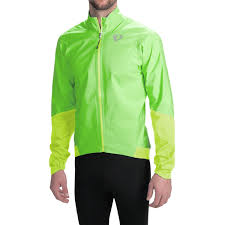yellow waterproof cycling jacket pearl izumi elite wxb cycling jacket for men save 50