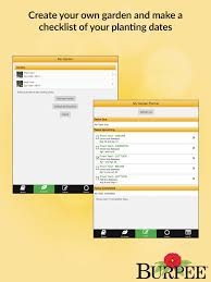 garden time planner by burpee android apps on google play