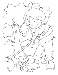 make every day an arbor day coloring pages download free make