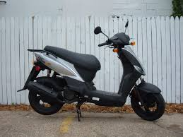 kymco agility review and photos