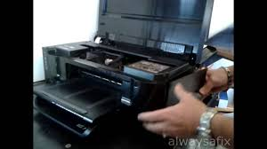 hp 6500 e709n hp 6500a plus e710n officejet aio disassembly youtube
