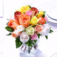 roses centerpieces flower centerpiece ideas assorted roses centerpieces global