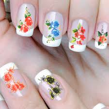how to use nail art stickers u2013 nailkart com