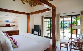 Ceiling Bed 4 Bedroom Ocean Villa Paradise Beach Paradise Beach Nevis