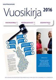 helsingin seudun kauppakamari vuosikirja 2016 by kauppakamari issuu