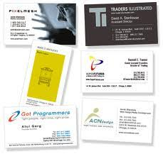 custom printed business cards at the lowest prices in the nation