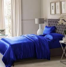 royal blue and white duvet cover home design ideas