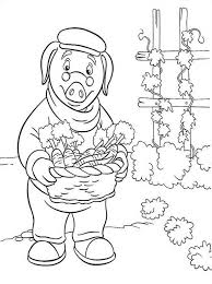 piggley winks father carrying basket carrot jakers