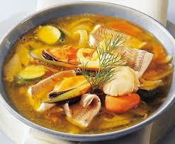 cuisiner le safran soupe de poisson au safran recettes a cuisiner le meilleur