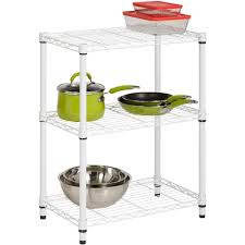 Stackable Wire Shelves by Mainstays Wire Stacking Shelf Long Walmart Com