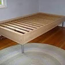 Ikea Single Bed Frame Find More Guc Ikea Lillehammer Single Bed Frame With Slats For