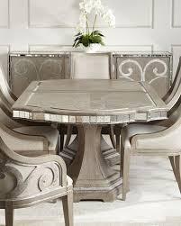 mirrored dining room furniture neiman marcus