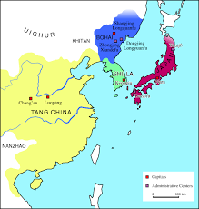 asia east map clickable map of east asian historical cities