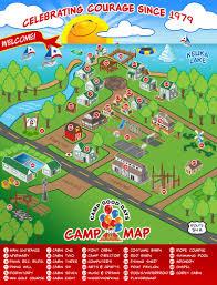 Good Map Camp Map Camp Good Days