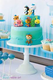octonauts birthday cake kara s party ideas octonauts themed birthday party ideas decor