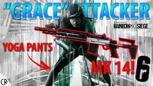 R6 Siege Operation White Noise Ela And Twitch Attacker Grace Dokkaebi White Noise Tom Clancy S Rainbow