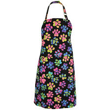 Cute Aprons For Women Painted Paws Apron The Animal Rescue Site