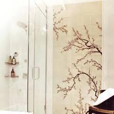 Cherry Blossom Curtains Cherry Blossom Curtains West Elm Cherry Blossom Shower Curtain