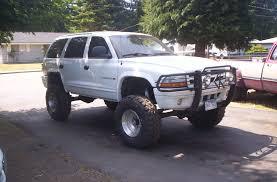 Dodge Durango Truck - dieselpolluter92 1998 dodge durango specs photos modification