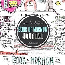 start book mormon journal wide margins ready