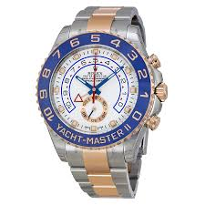 rolex white gold oyster bracelet images Sale rolex yacht master ii white dial stainless steel and 18k jpg