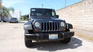 tiffany blue jeep jeep wrangler unlimited 4x2 4 ptas estandar 2007 youtube