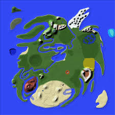 World Time Map Adventure Time Minecraft Map