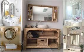 unique bathroom mirror ideas cool bathroom mirror ideas photos b62d on brilliant home remodel